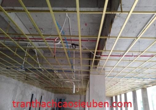Giá trần thạch cao ở Biên Hòa Đồng Nai 3