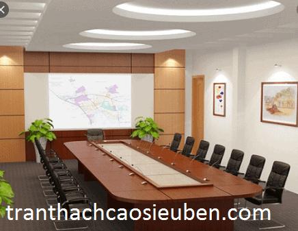 Mẫu trần văn phòng họp tại Biên Hòa
