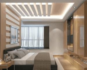 những mẫu trần thạch cao phòng ngủ đẹp nhất 2020