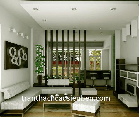 Cách trang trí nội thất phòng khách nhà cấp 4 đẹp đơn giản 2021