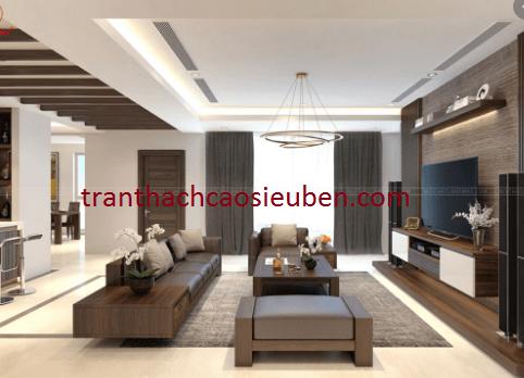 Thi công trần thạch cao tại Vinh Nghệ An giá rẻ