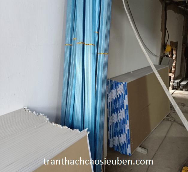Thợ đóng trần thạch cao tại Hà Tĩnh đẹp