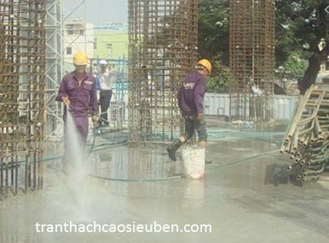 Chia sẻ kinh nghiệm xây nhà bằng việc tưới nước
