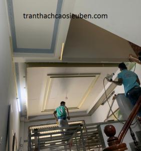 Có nên trát trần nhà trước khi làm trần thạch cao những lưu ý khi làm trần thạch cao