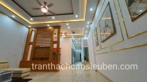 Thi công nội thất ở Hà Tĩnh