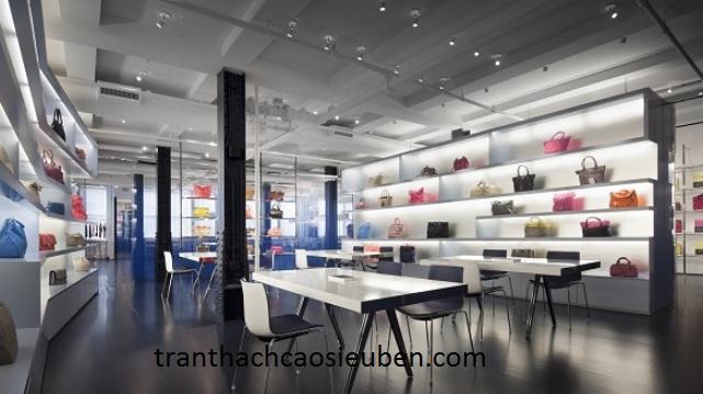 Thi công nội thất Shop Showroom ở Vinh Nghệ An