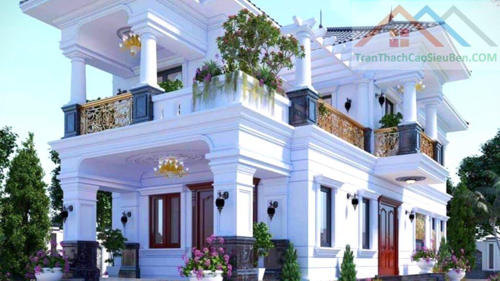 Báo giá xây nhà trọn gói tại Vinh Nghệ An