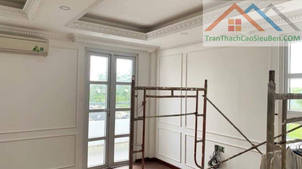 Báo giá thợ sơn tường nhà cũ mới trọn gói