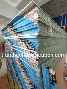 Thị trường tấm thạch cao ở Việt Nam